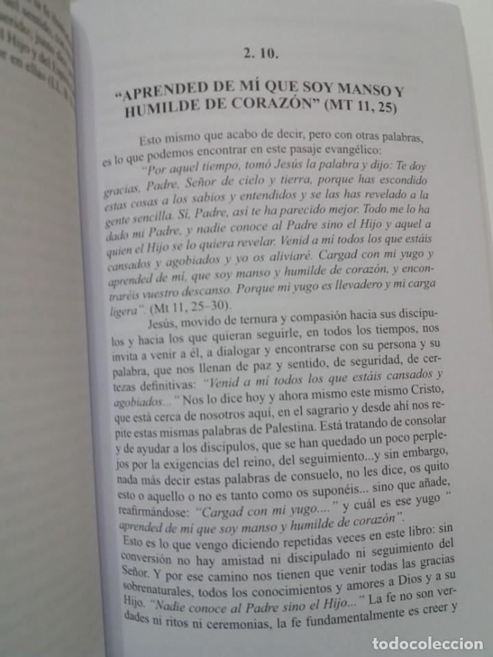 Libros: ESTUPENDO LIBRO LA EUCARISTIA LA MEJOR ESCUELA DE ORACIÓN, SANTIDAD Y APOSTOLADO - Foto 19 - 236060145