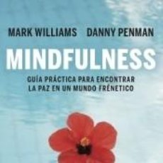 Libros: MINDFULNESS. Lote 236318215