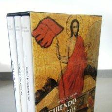 Libros: SIGUIENDO A JESÚS (3 VOLÚMENES). Lote 242157330