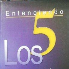 Libros: ENTENDIENDO LOS 5 MINISTERIOS. UNA PERSPECTIVA TEOLÓGICA DE LOS 5 MINISTERIOS.. Lote 246548835