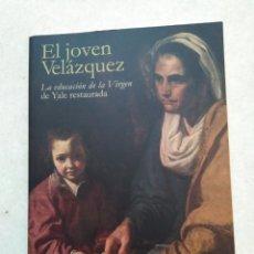 Libros: EL JOVEN VELAZQUEZ. Lote 247003475