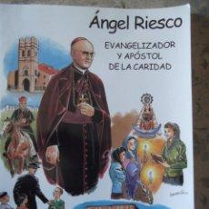 Libros: EVANGELIZACIÓN DE ANGEL RIEZ TIPO COMIC DE 40 PAGINAS. Lote 254271195