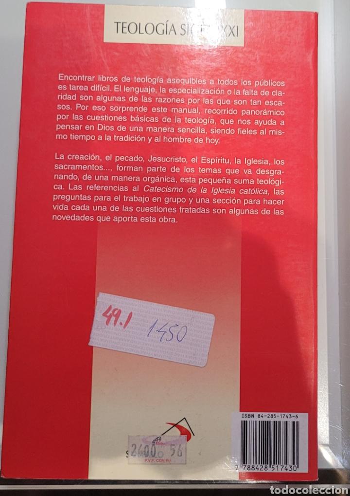 Libros: Teología de nuestro tiempo. José Antonio Sayes. - Foto 2 - 255553985