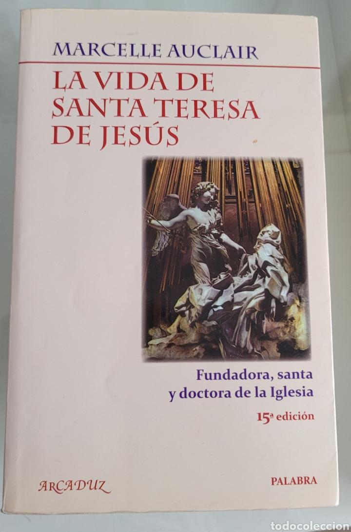 SANTA TERESA DE JESÚS MARCELE AURCLAIR (Libros Nuevos - Humanidades - Religión)