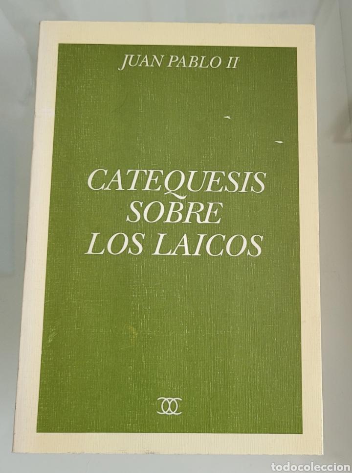 CATEQUESIS SOBRE LOS LAICOS. JUAN PABLO II (Libros Nuevos - Humanidades - Religión)