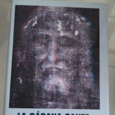 Libros: LA SABANA SANTA. JOSÉ PALACIOS CARVAJAL.. Lote 257920535