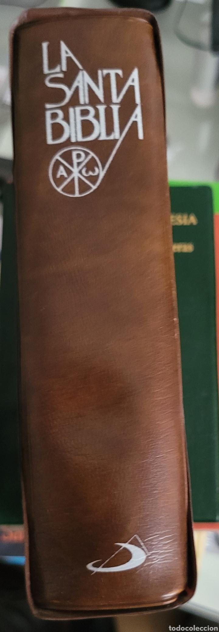 LA SANTA BIBLIA. (Libros Nuevos - Humanidades - Religión)
