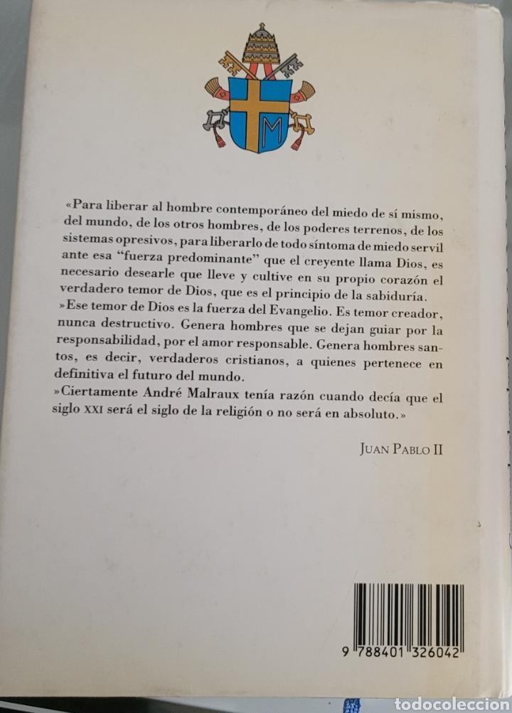 Libros: Juan Pablo II.cruzando el um rallado de la esperanza. - Foto 2 - 257921980