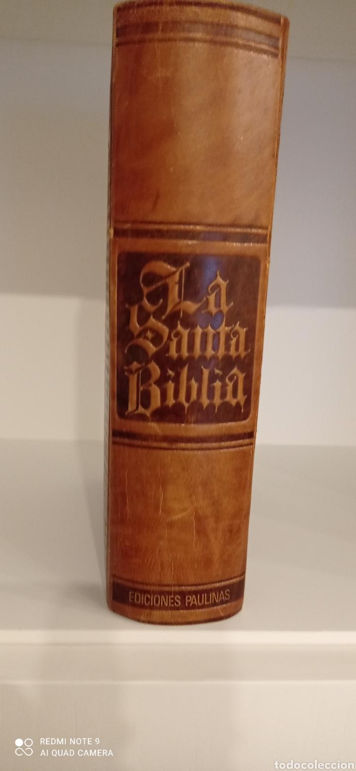 Libros: Libro LA SANTA BIBLIA - Foto 2 - 259971435