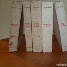 Libros: LITERATURA DEL SIGLO XX Y CRISTIANISMO / CHARLES MOELLER. Lote 261644075
