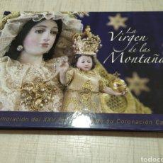 Libros: LIBRO LA VIRGEN DE LA MONTAÑA. VILLAMARÍN. Lote 262349425