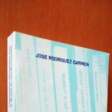 Libros: XERITIUM. COMPLEMENTOS BIBLIOGRÁFICOS PARA LA HISTORIA DE JEREZ DE LA FRONTERA. J. R. CARRION. 1983.. Lote 265553954