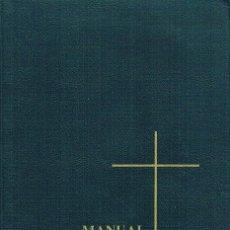 Libros: MANUAL DEL PUEBLO DE DIOS (2ª EDICIÓN). Lote 267132524