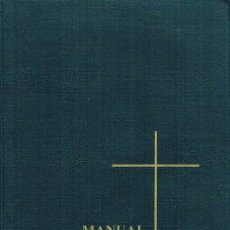 Libros: MANUAL DEL PUEBLO DE DIOS (2ª EDICIÓN). Lote 267132529