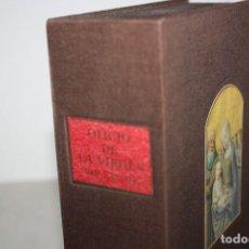 Libros: CÓDICE DEL VATICANO OFICIO DE LA VÍRGEN. COD. VAT. LAT. 3781. Lote 268911339