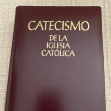Libros: CATECISMO DE LA IGLESIA CATÓLICA 2ª ED 1992. Lote 269311978