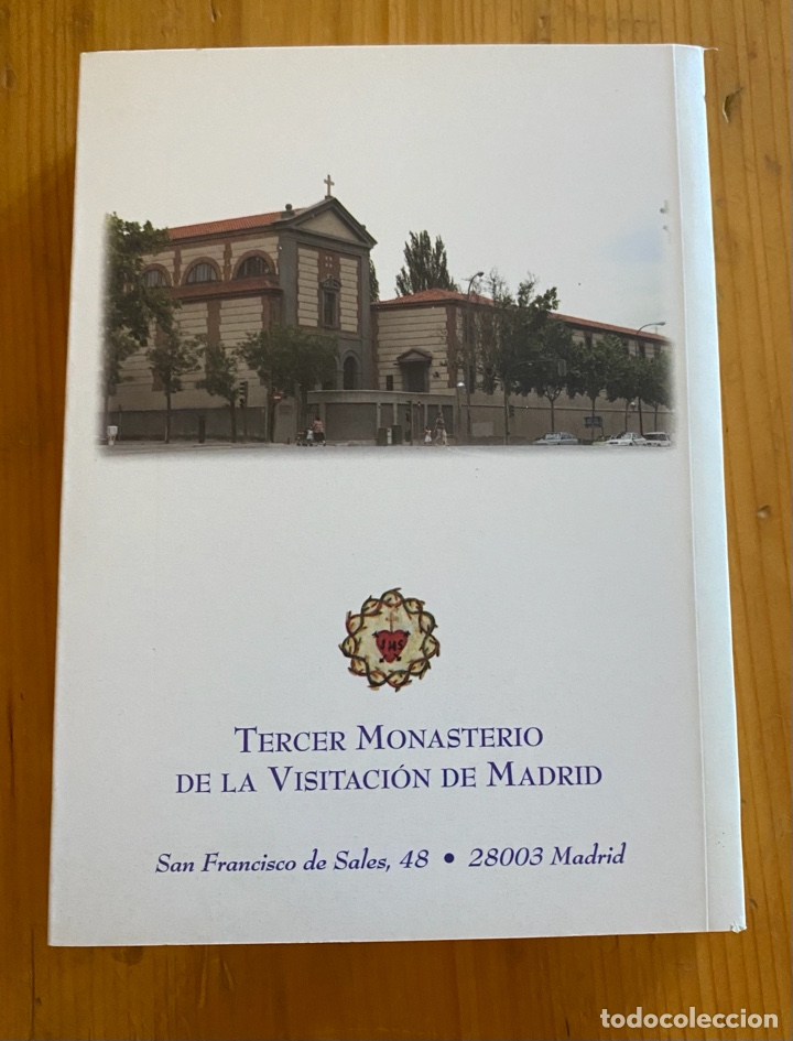 Libros: Vida de la Reverenda Madre Angélica Amada Olavarrieta Ibarrola - Foto 2 - 276747918