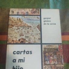 Libros: CARTAS A MI HIJO. Lote 277681328