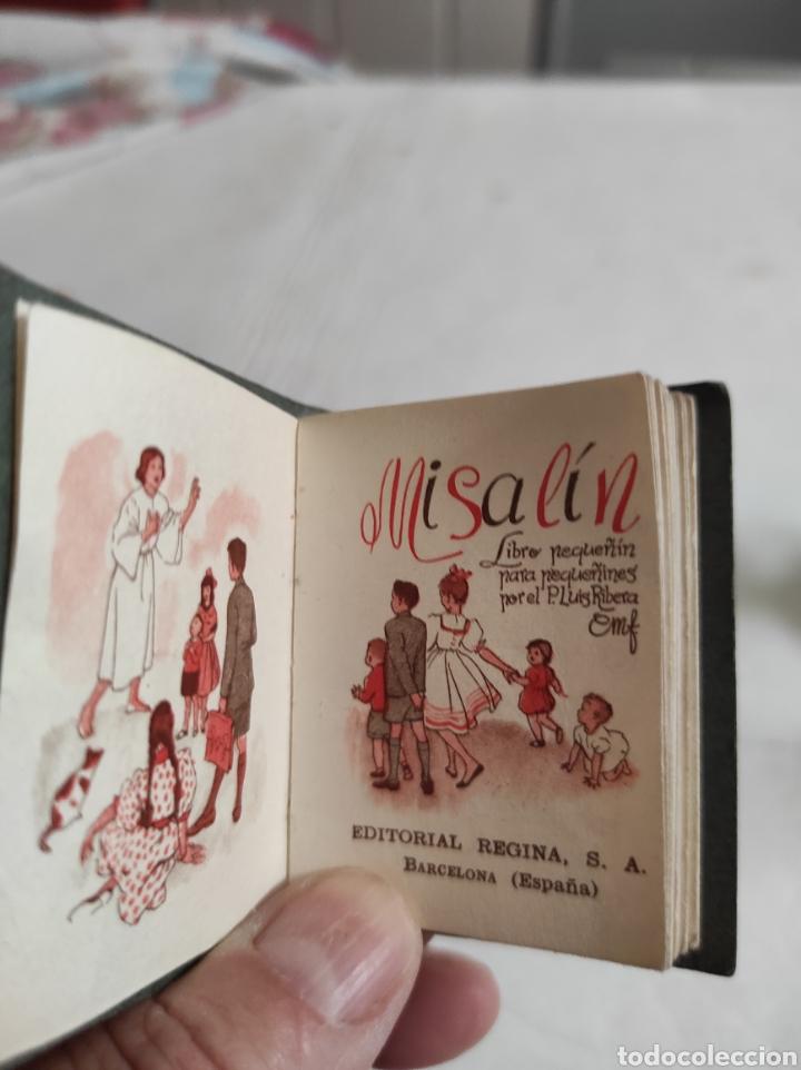 Libros: Misalin - Foto 3 - 277724993