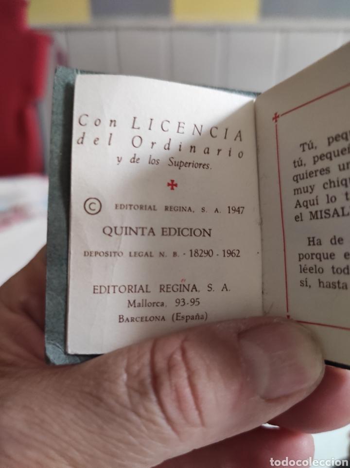 Libros: Misalin - Foto 4 - 277724993