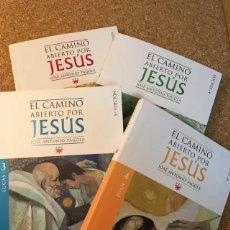 Libros: EL CAMINO ABIERTO POR JESÚS. Lote 278536413