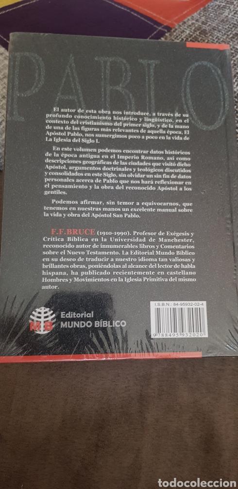Libros: Libro PABLO APÓSTOL DEL CORAZÓN LIBERADO (PRECINTADO) - Foto 2 - 280650113