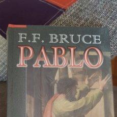 Libros: LIBRO PABLO APÓSTOL DEL CORAZÓN LIBERADO (PRECINTADO). Lote 280650113