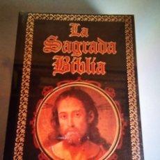 Libros: LIBRO DE LA SAGRADA BIBLIA, COMPLETAMENTE NUEVO. Lote 288749478