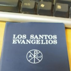 Libros: LOS SANTOS EVANGELIOS. Lote 294168268