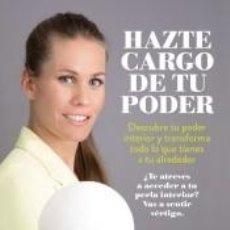 Libros: HAZTE CARGO DE TU PODER. Lote 294439323