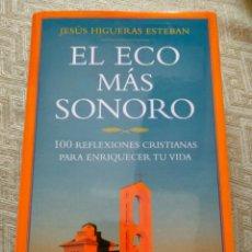 Libros: EL ECO MÁS SONORO. Lote 295413678