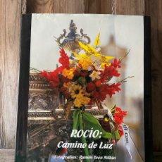Libros: ROCÍO: CAMINO DE LUZ. Lote 295497208