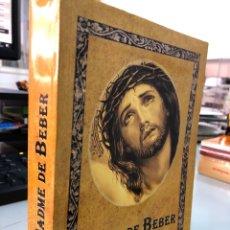 Libros: DAME DE BEBER - 2010 ESLABONES DEL SAGRADO CORAZÓN. Lote 297024248