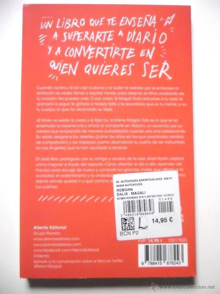 Libros: MAGALI DALIX REBORN - Foto 2 - 52296663