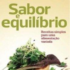 Libros: LIBRO SABOR Y EQUILIBRIO. Lote 52922665
