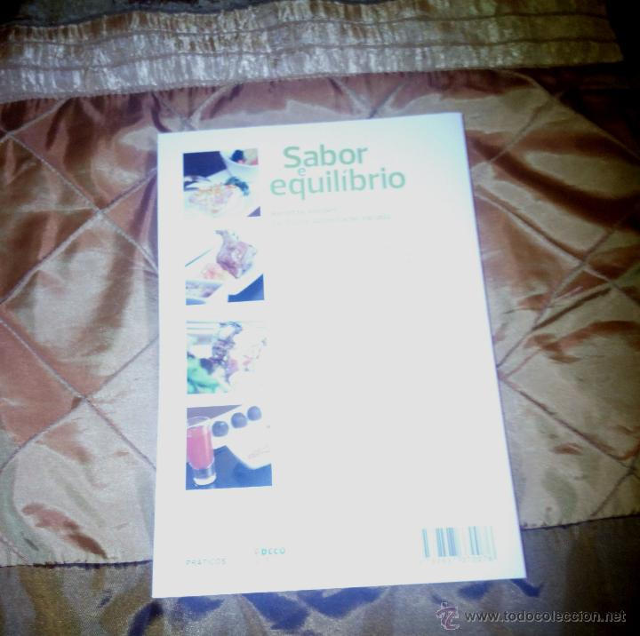 Libros: Libro Sabor y equilibrio - Foto 3 - 52922665