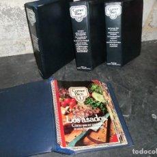 Libros: LOTE DE LIBRILLOS DE RECETAS CULINARIAS AÑOS 1977. Lote 75075023
