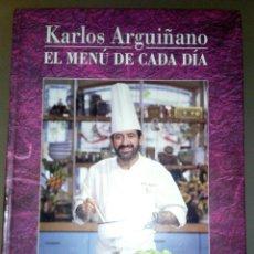 Libros: LIBRO COCINA ARGUIÑANO 1992. Lote 99106679