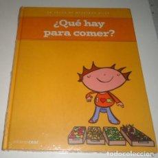 Libros: LA SALUD DE NUESTROS HIJOS. ¿QUE HAY PARA COMER? EDICIONES CEAC. Lote 99811879