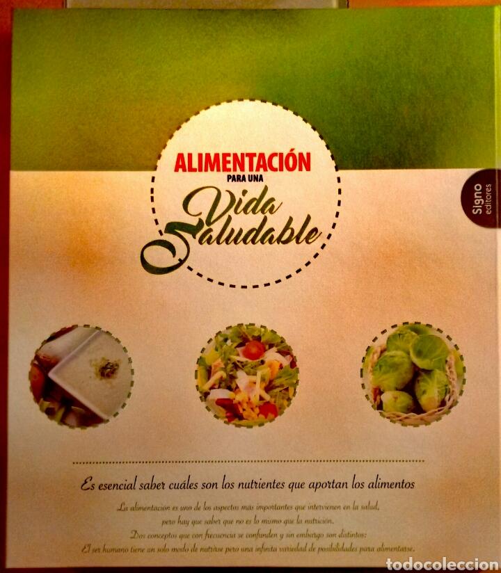 Libros: Libro Alimentación para una Vida Saludable - Foto 2 - 107364555