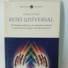Libros: REIKI UNIVERSAL. Lote 122643331