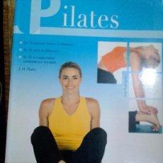Libros: PILATES ,J.H.PILATES. Lote 125841859
