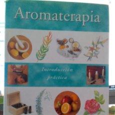 Libros: AROMATERAPIA, SANDRA WHITE. Lote 125843871