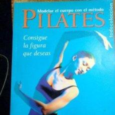 Libros: PILATES ANNA SELBY-ALAN. Lote 125844531