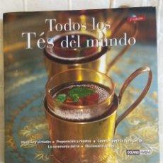 Libros: TODOS LOS TES DEL MUNDO. Lote 135009993