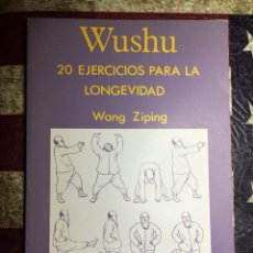 Libros: WUSHU. Lote 141747778