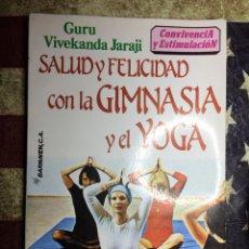 Libros: SALUD Y FELICIDAD. Lote 141811921