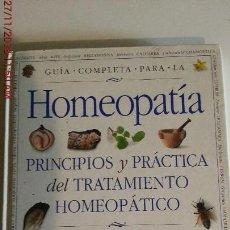 Libros: HOMEOPATIA - DR. ANDREW LOCKIE Y DR. N.GEDDES ED.RAICES. Lote 141814878