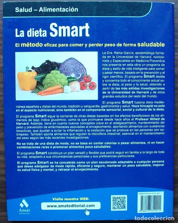 Libros: LA DIETA SMART. DRA. REINA GARCIA CLOSAS - Foto 5 - 147030422