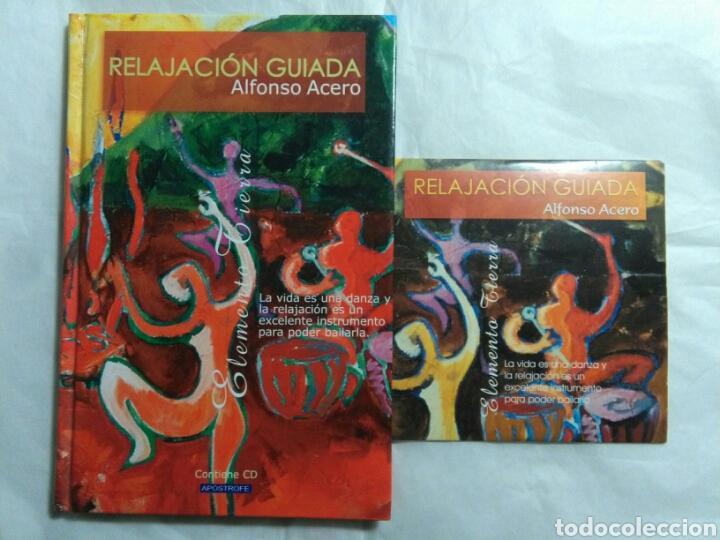 RELAJACION GUIADA,ALFONSO ACERO (Libros Nuevos - Ocio - Salud y Dietas)